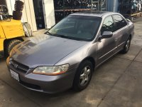 2000 Honda Accord Rear passenger WINDOW REGULATOR AND MOTOR Replacement