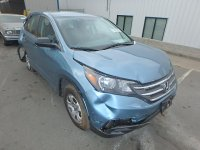2014 Honda CR V LX STEERING COLUMN bare Replacement