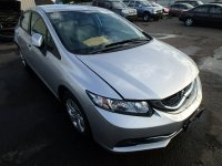 2013 Honda Civic 4DR Passenger SEAT AIRBAG Replacement
