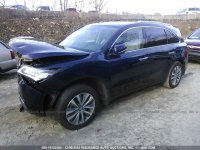 2014 Acura MDX 19 INCH ALLOY WHEEL Front passenger Replacement