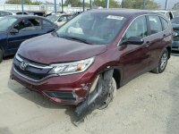 2015 Honda CR V Spare Wheel Replacement