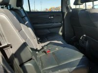 2016 Honda Pilot Driver Sun Visor Tan Replacement