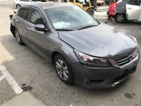 2013 Honda Accord Passenger FENDER GRAY WITH BENT CORNER Replacement