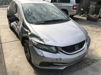2014 Honda Civic Rear passenger TRAILING ARM Replacement