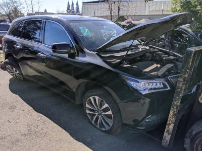2016 Acura MDX Replacement Parts
