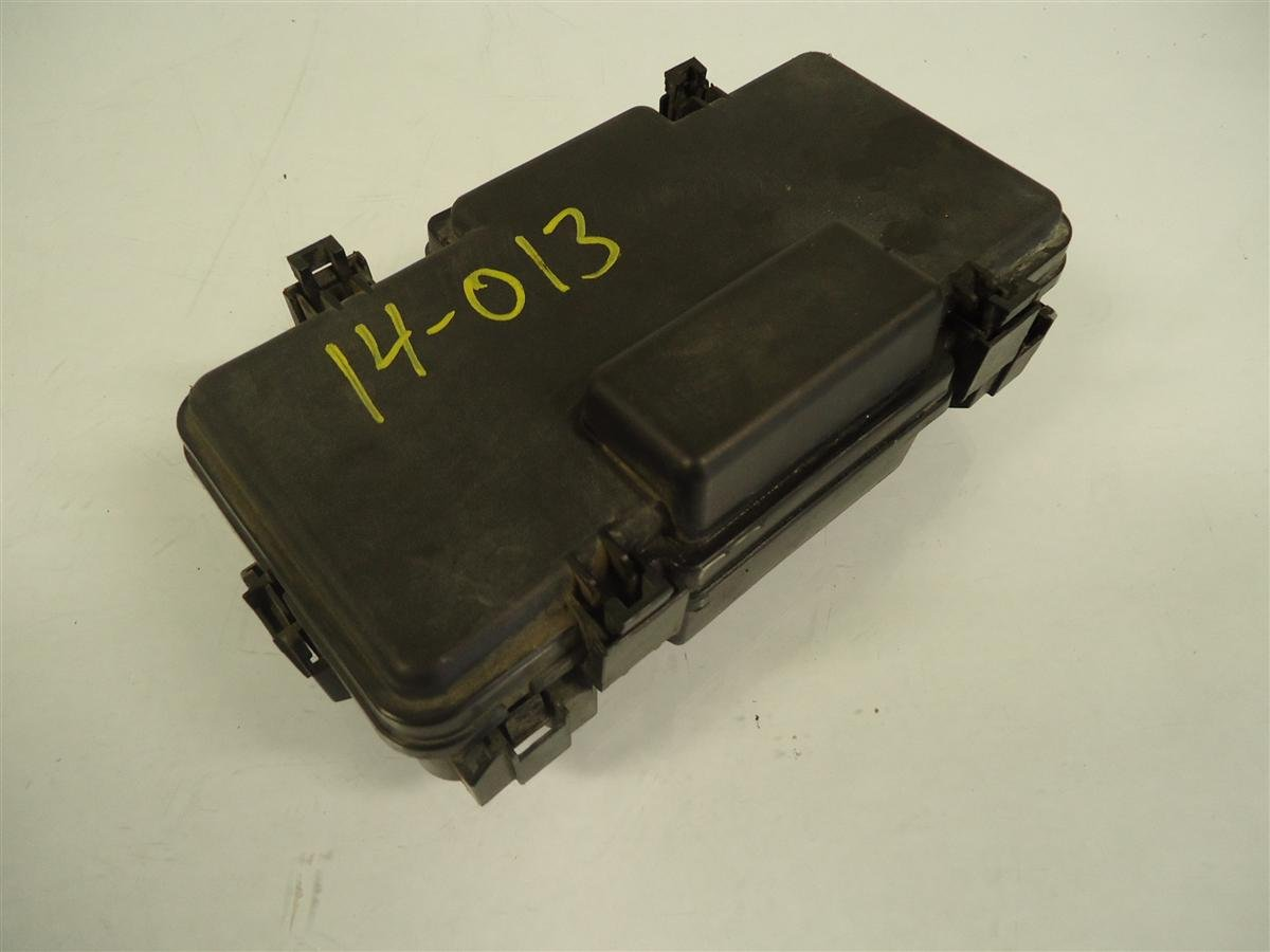 ... 2004 Honda Civic Hood Fuse Box Assembly Replacement ...