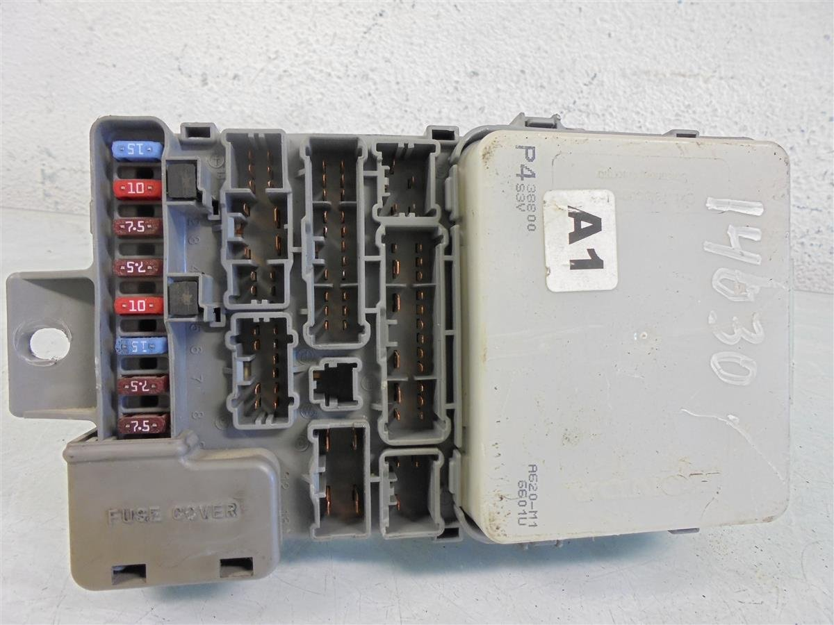2006 Mdx Fuse Box Wiring Library 2001 Acura Driver Dash Replacement