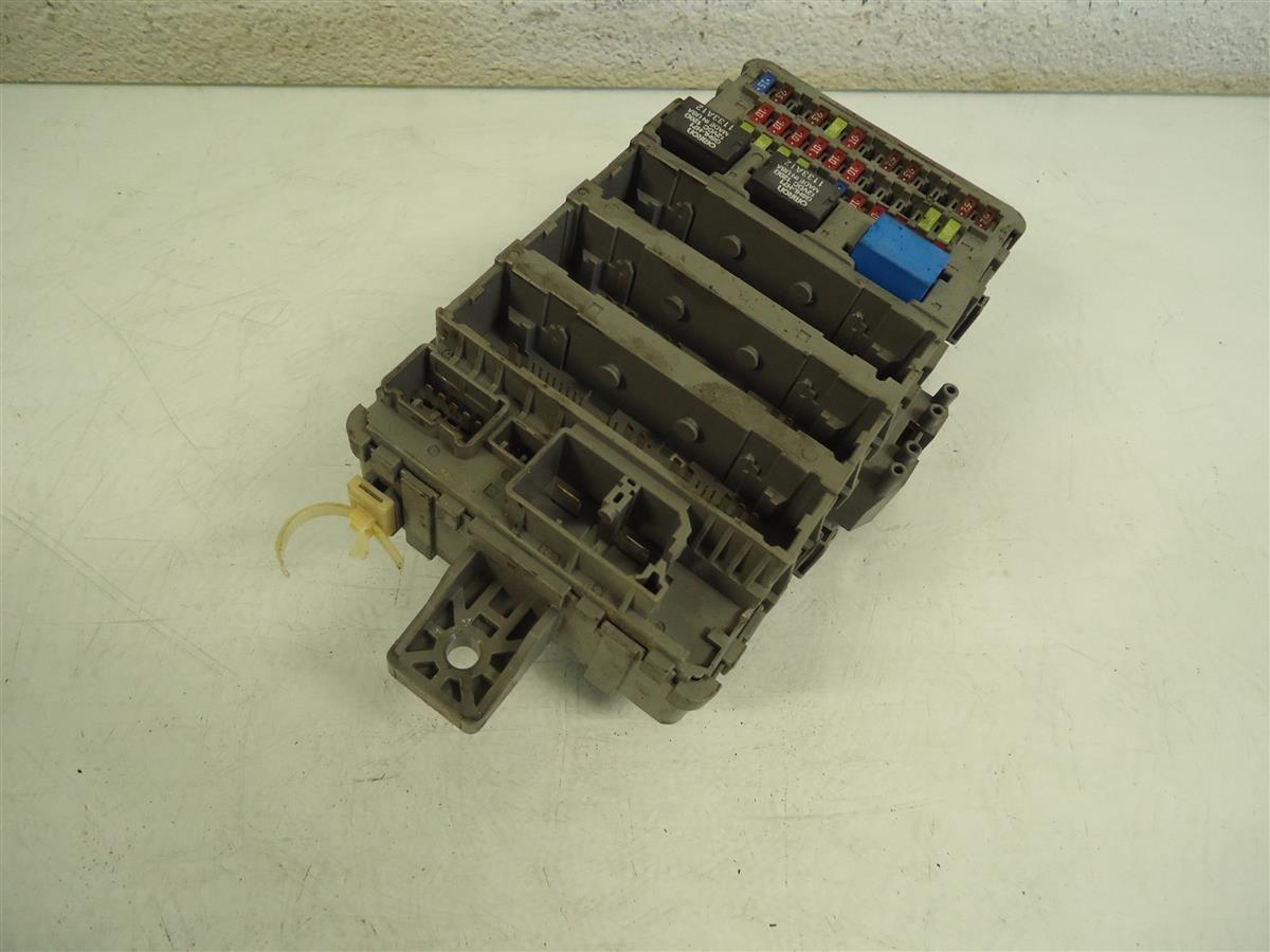 2013 Honda Accord Dash Fuse Relay Box Replacement