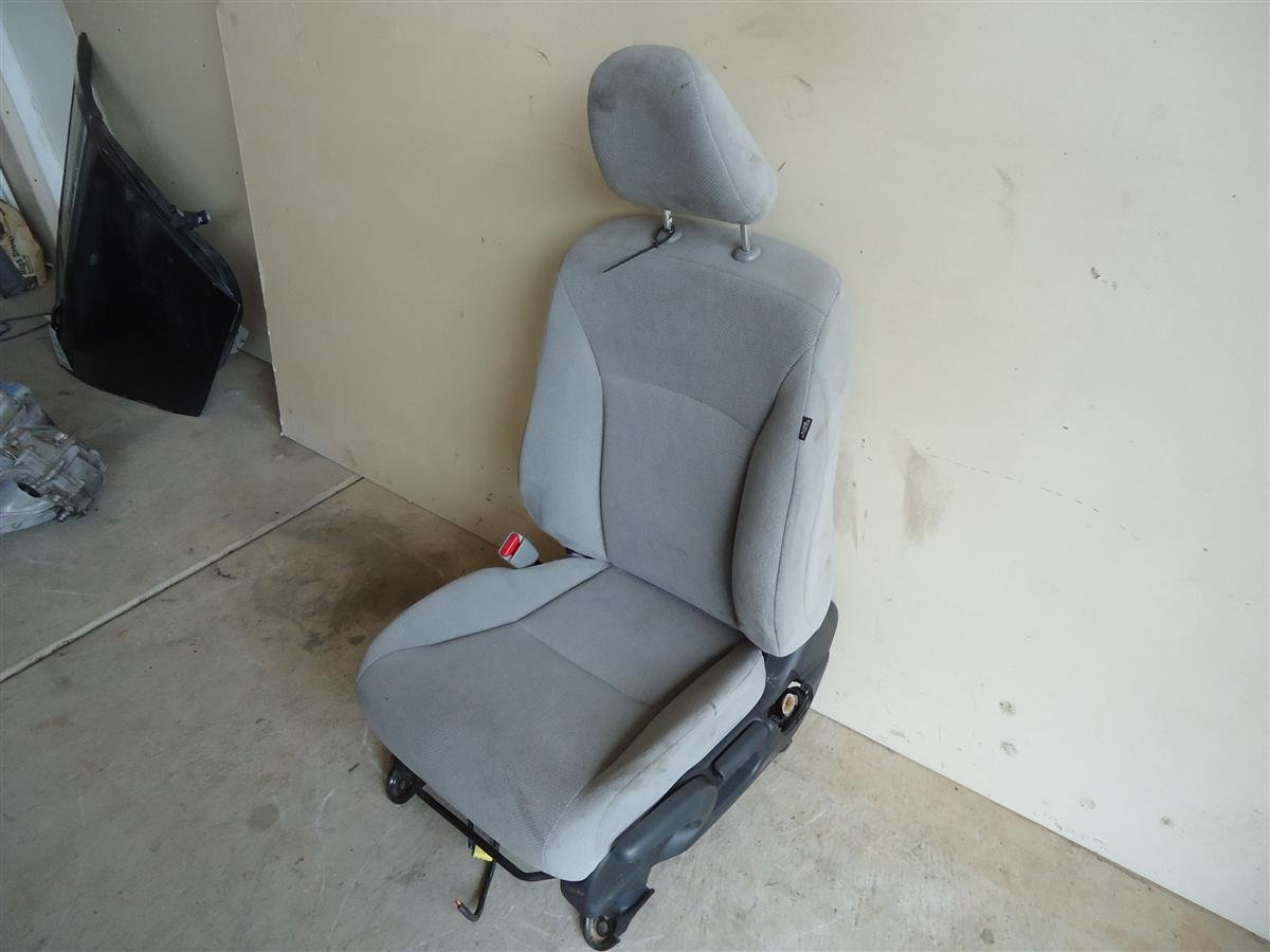 2013 honda accord front driver seat gray cloth no airbag. Black Bedroom Furniture Sets. Home Design Ideas