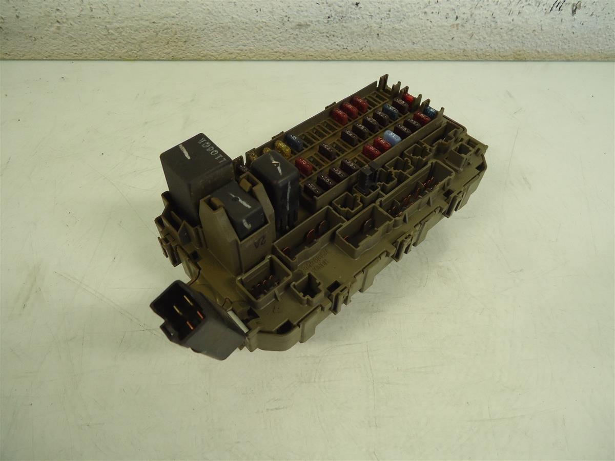 Honda Element Multiplex Fuse Box : Honda civic dash fuse relay box multiplex