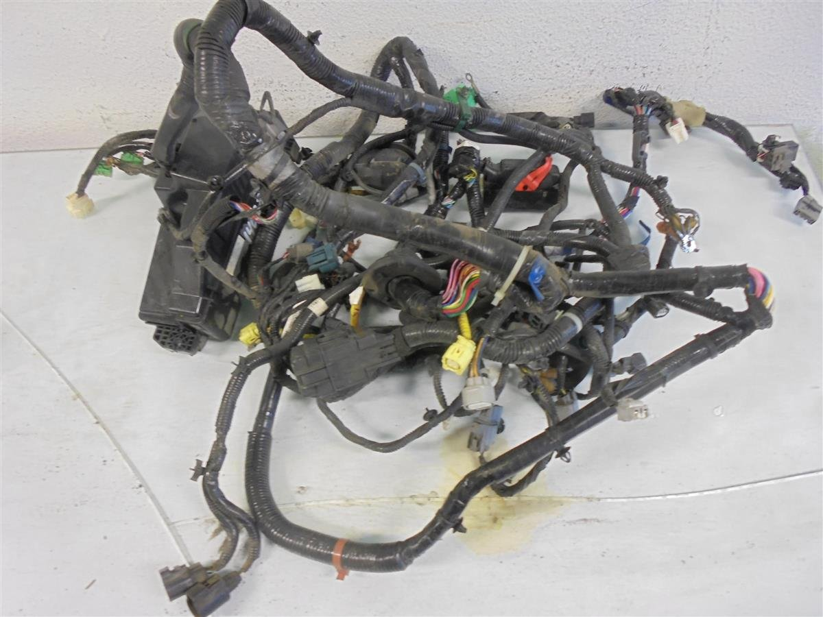 2007 Acura Rl Headlight Harness With Fuse Box Replacement