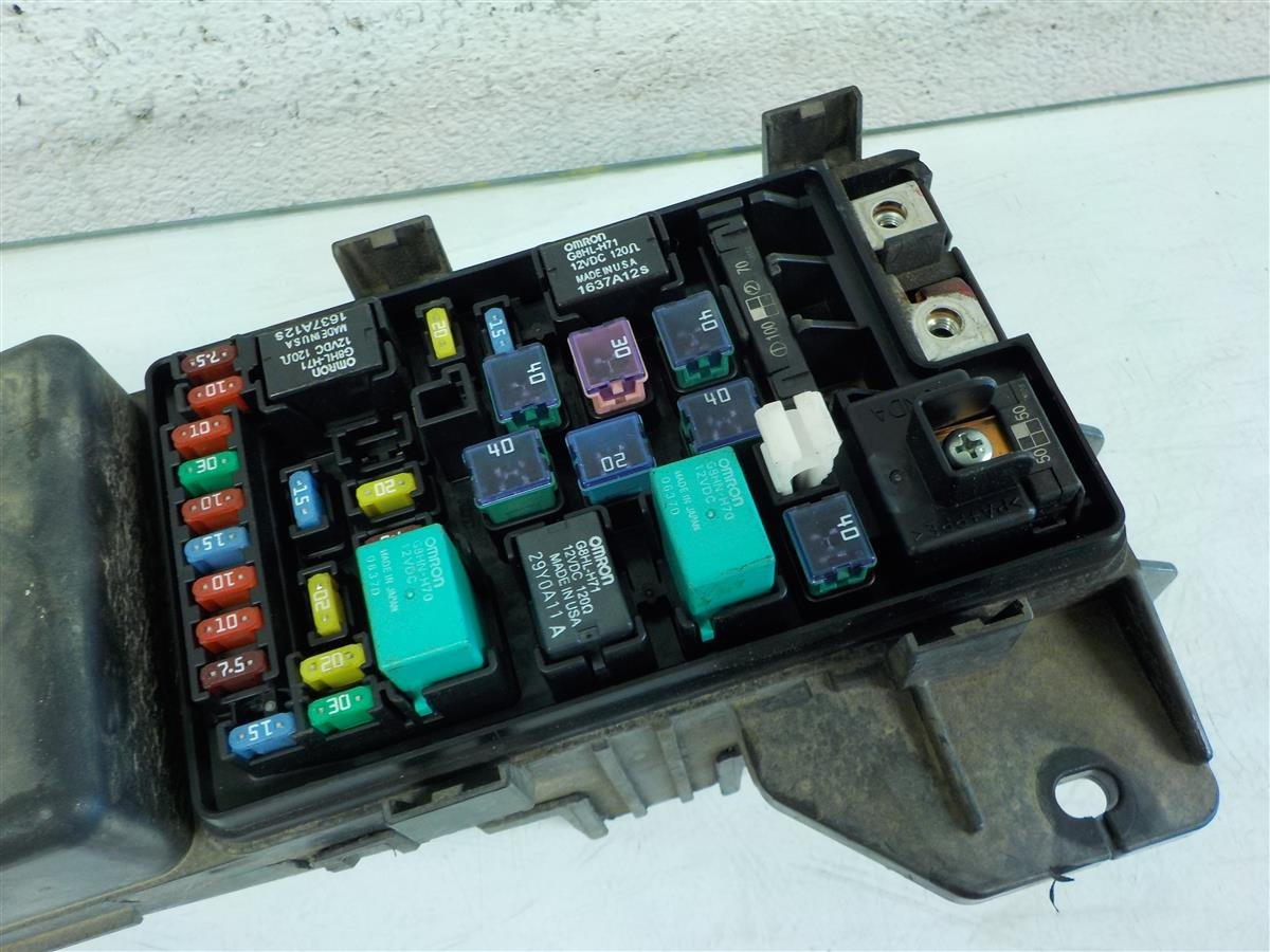 ... 2007 Honda Accord 2.4l Engine Fuse Box Replacement ...
