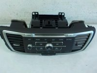 2014 Honda Accord Am Fm Radio Assembly Ex Replacement