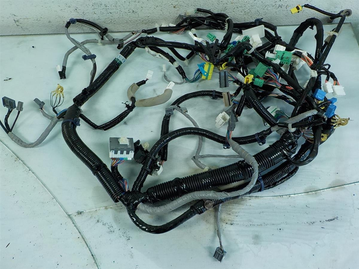 ... 2015 Honda Accord Instrument Wiring Harness Replacement ...