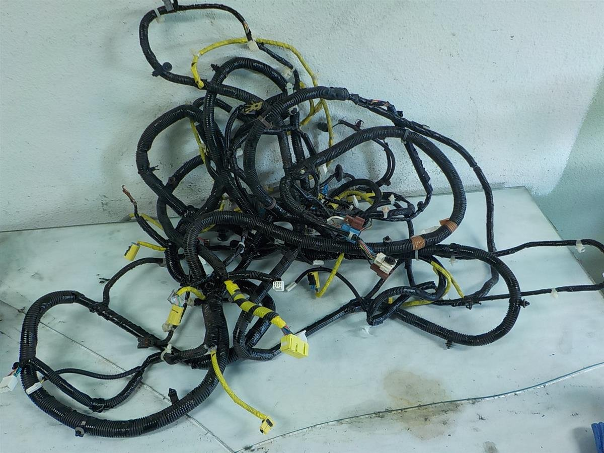 2015 Honda Pilot Wiring Harness Trusted Schematics Diagram 2004 Trailer Buy 200 Floor Wire 63059 1 Replacement