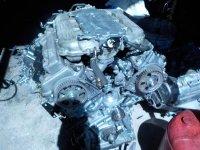 $1000 Honda ENGINE LONGBLOCK needs welding