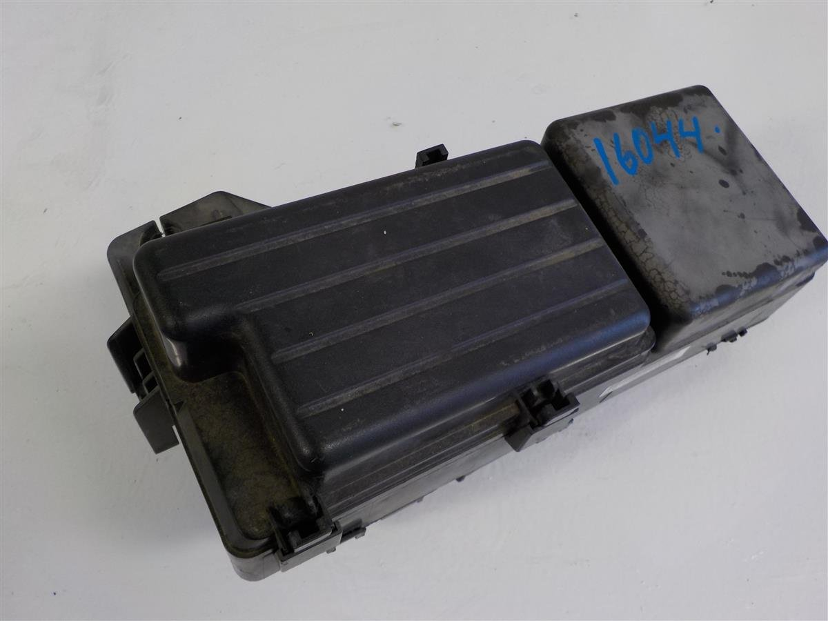 ... 2004 Honda Accord 2.4l Exl Engine Fuse Box Replacement ...