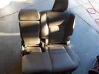 2016 Honda Pilot 2ND ROW Driver SEAT TAN LEATHER Replacement