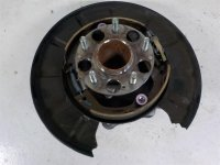 2014 Acura MDX 2WD Rear passenger SPINDLE KNUCKLE Replacement