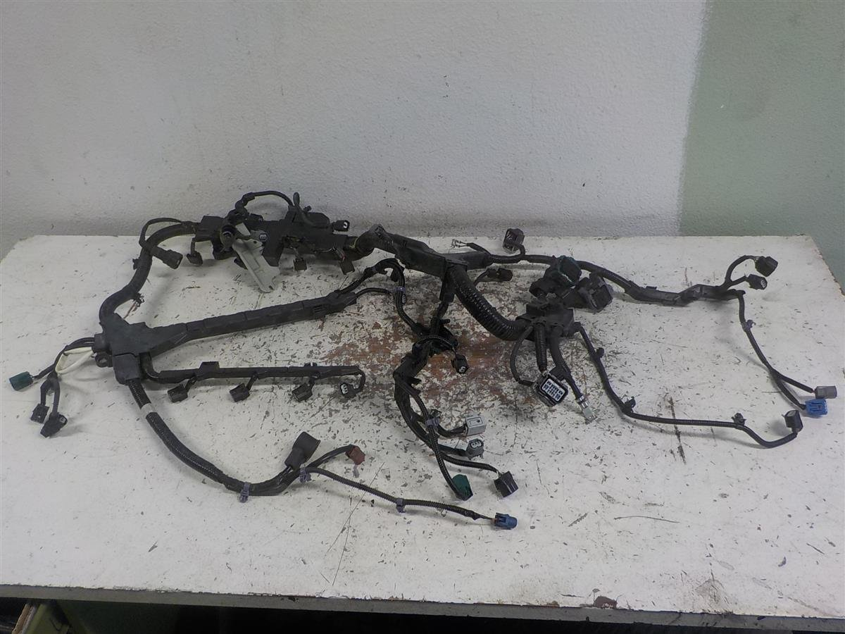 ... 2016 Honda Accord 2 4L AT ENGINE WIRING HARNESS Replacement ...