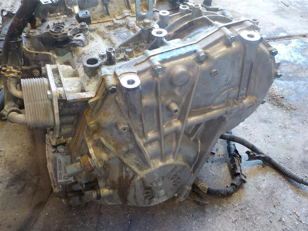 2016 Honda Accord 2.4l Automatic Transmission Replacement ...