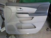 $145 Honda FR/R DOOR PANEL DARK GRAY LEATHER