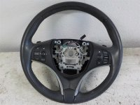 2014 Acura MDX STEERING WHEEL BLACK LEATHER Replacement