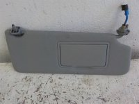 2016 Acura MDX Passenger SUN VISOR GRAY Replacement