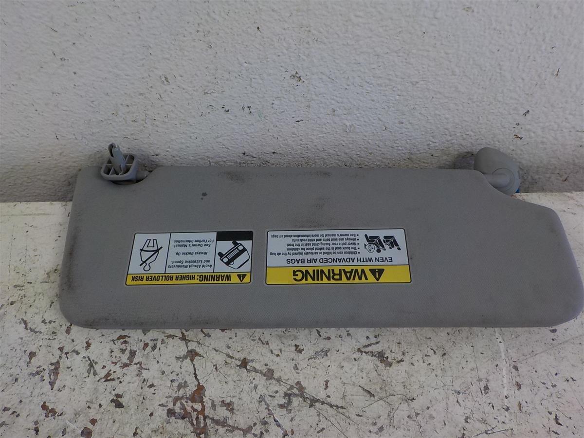 2016 Acura MDX Driver Sun Visor,gray 83280 TZ5 A01ZB Replacement