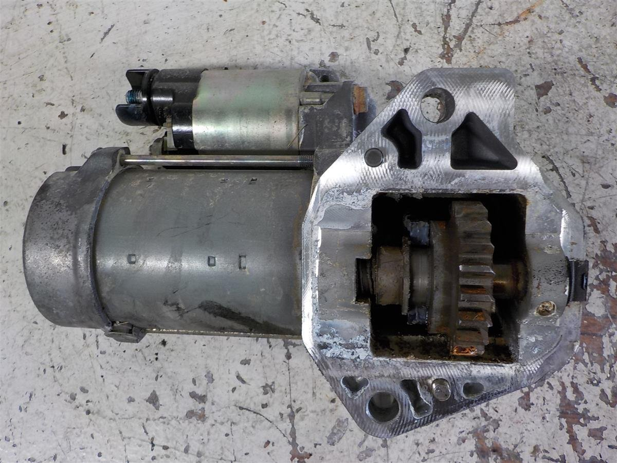 2014 Acura MDX STARTER MOTOR OEM DENSO Replacement