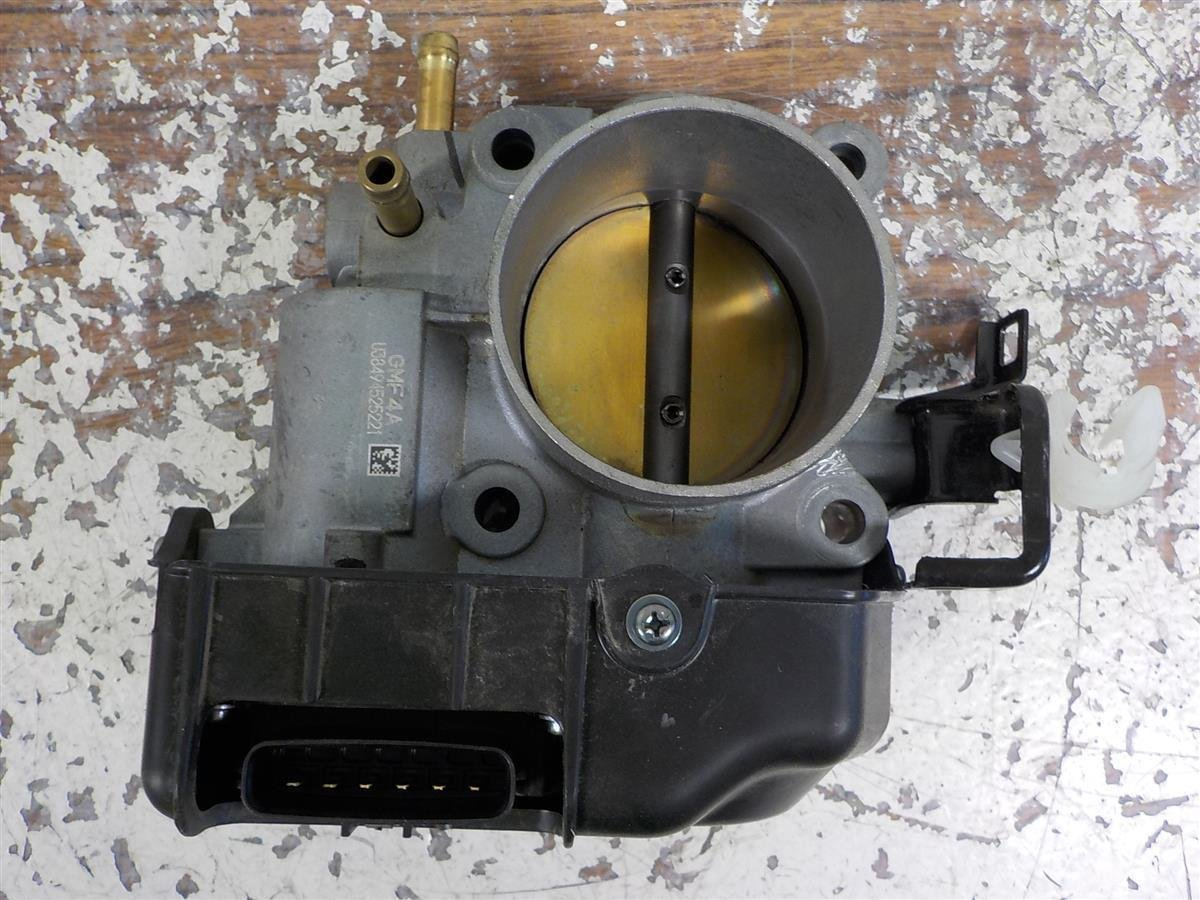 2016 Honda Accord THROTTLE BODY 2 4L Replacement