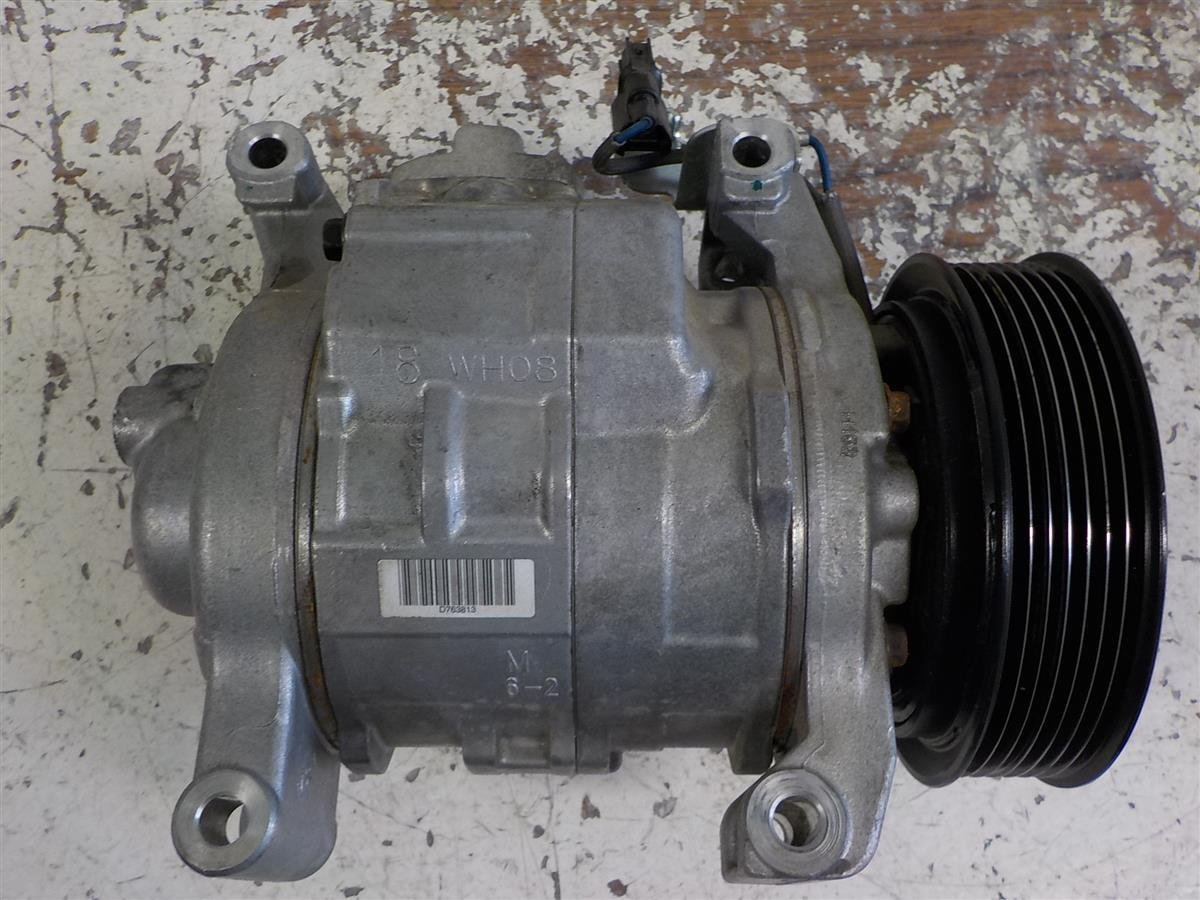 2016 Honda Accord AC COMPRESSOR 2 4L Replacement