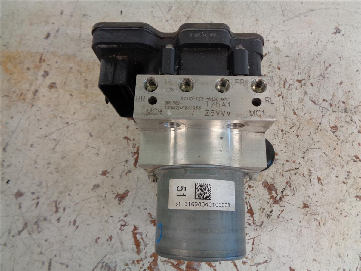 2014 Acura MDX Abs Pump Fwd Replacement