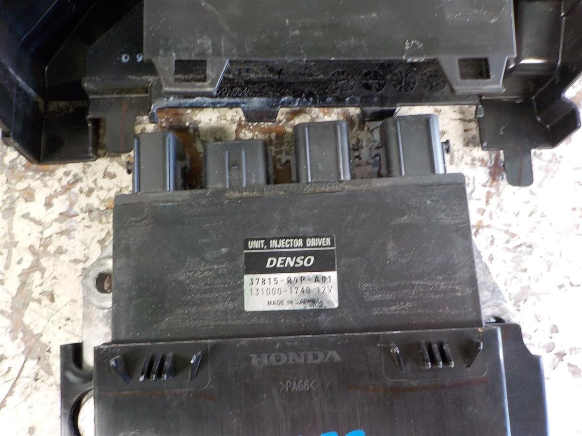 2016 Honda Pilot Injector Driver Unit Replacement