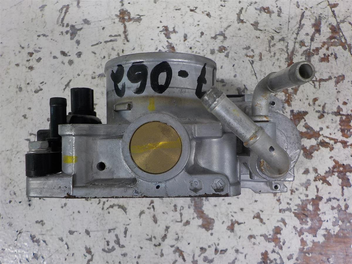 2017 Honda HR V Throttle Body Replacement