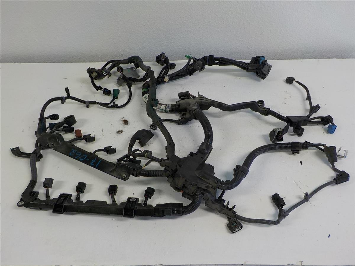 2017 Honda HR V ENGINE WIRING HARNESS A T EX Replacement