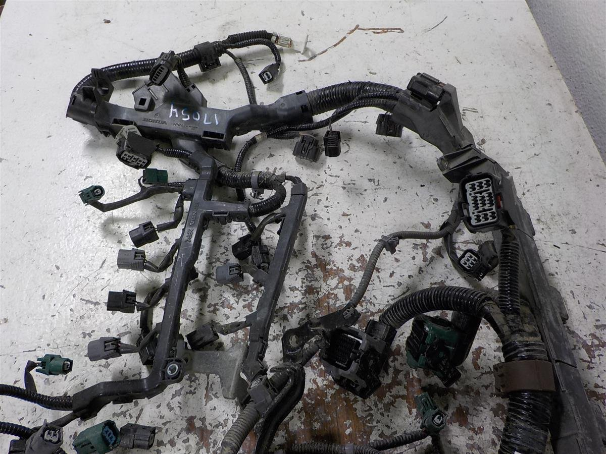 2014 Acura MDX Engine Wire Harness Replacement