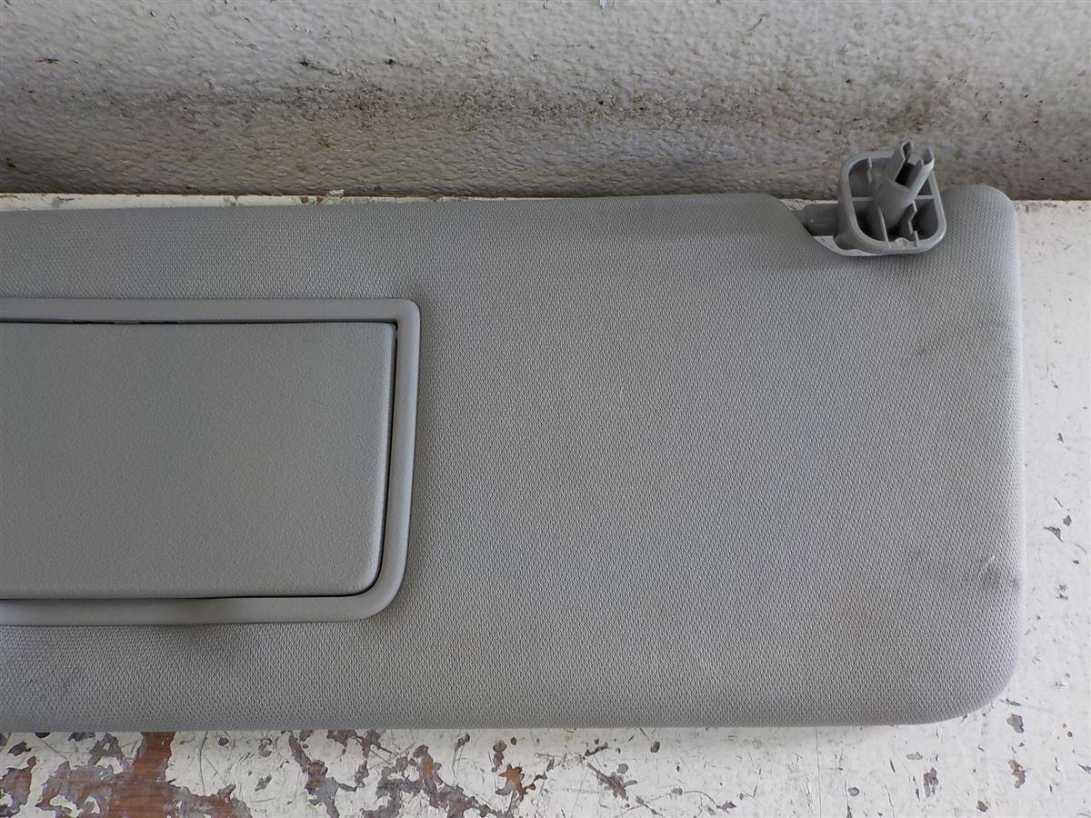 2014 Acura MDX Driver Sun Visor Gray Replacement