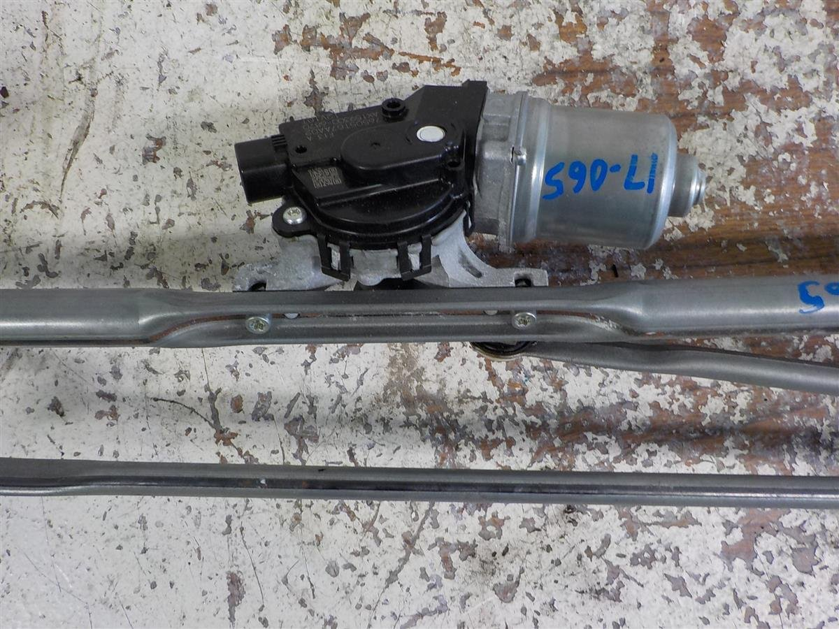 2016 Honda Pilot FRONT WINDSHIELD WASHER MOTOR LINK Replacement