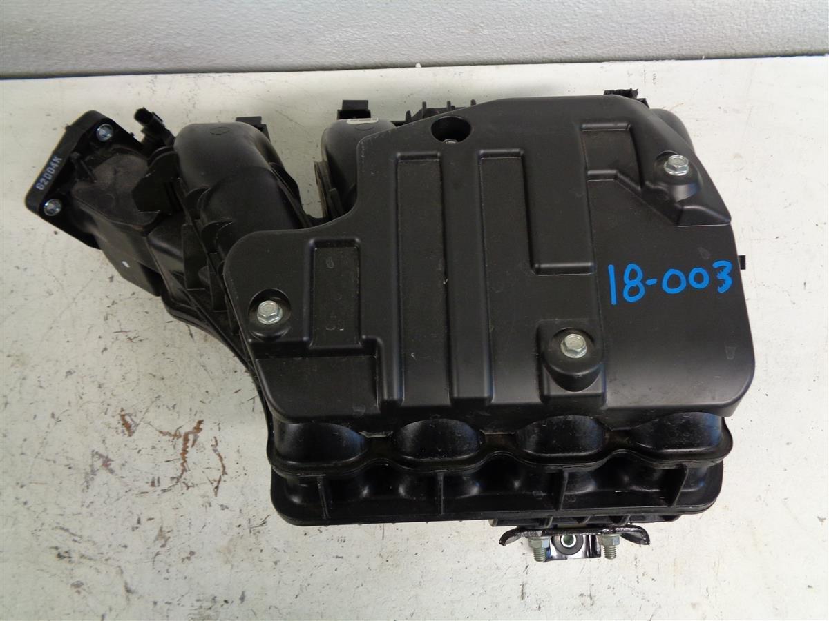 2016 Honda Accord 2.4l Intake Manifold Replacement