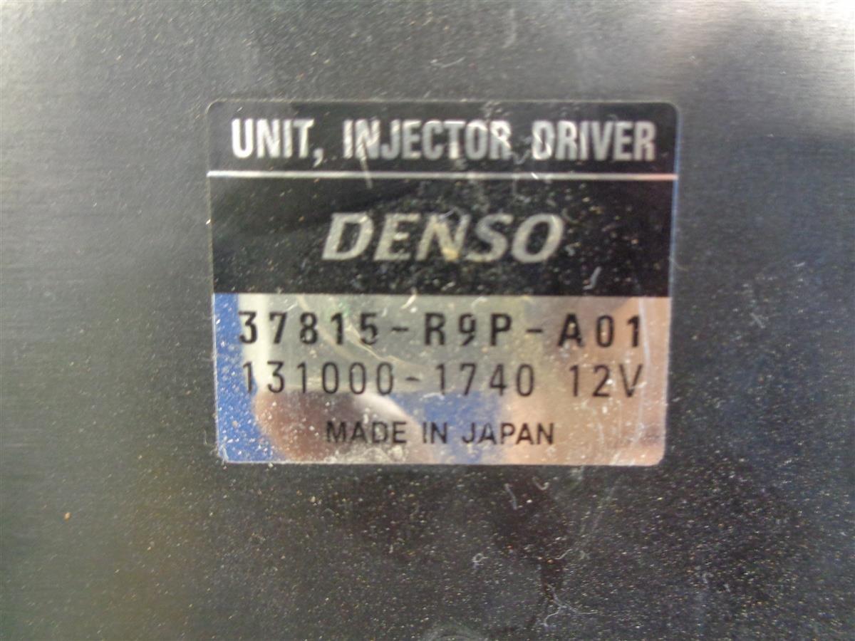 2016 Honda Pilot FUEL INJECTOR CONTROL Replacement