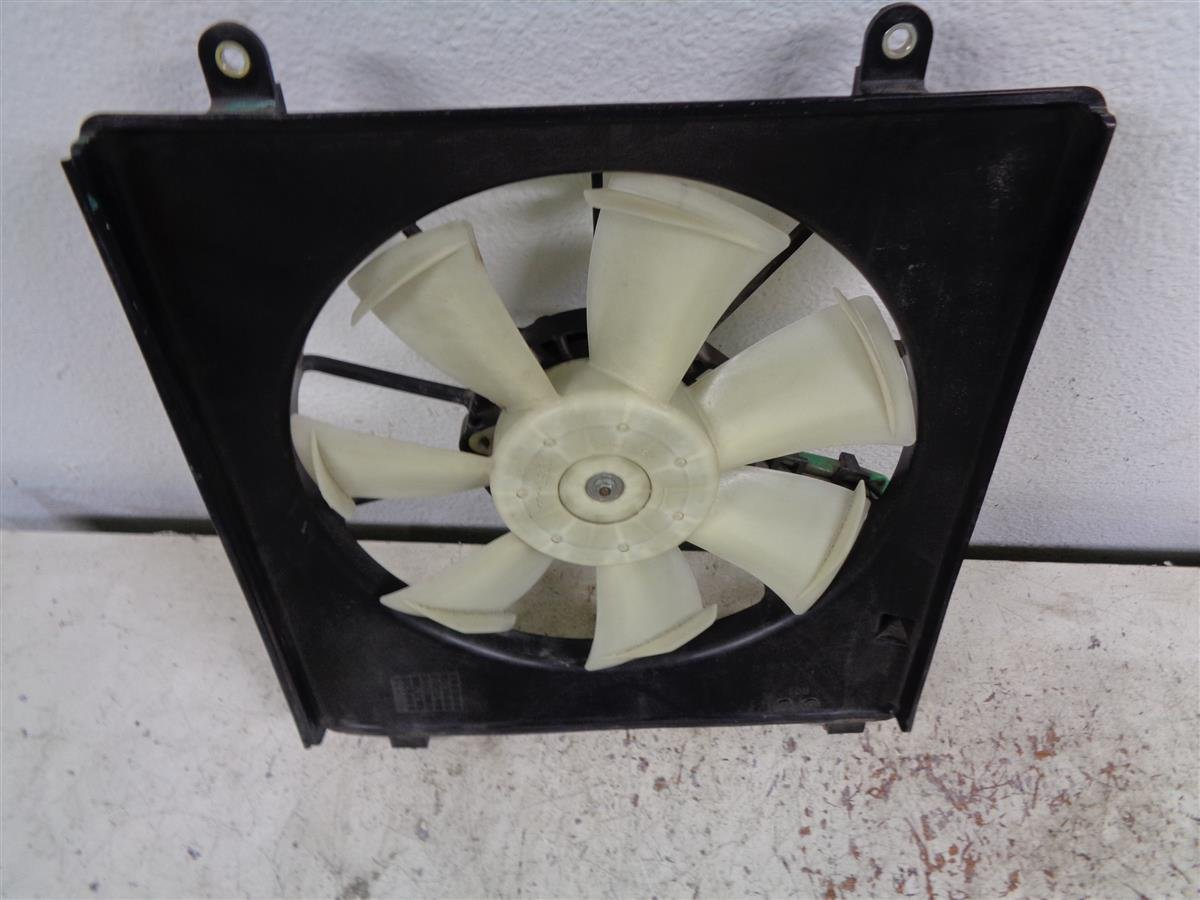 2015 Acura TLX Ac Condensor Fan 2.4l Replacement