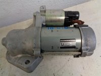 2017 Honda Ridgeline STARTER MOTOR ASSEMBLY Replacement