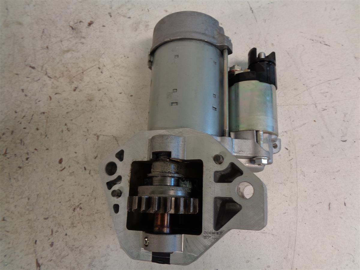 2017 Honda Ridgeline Starter Motor Assembly Replacement