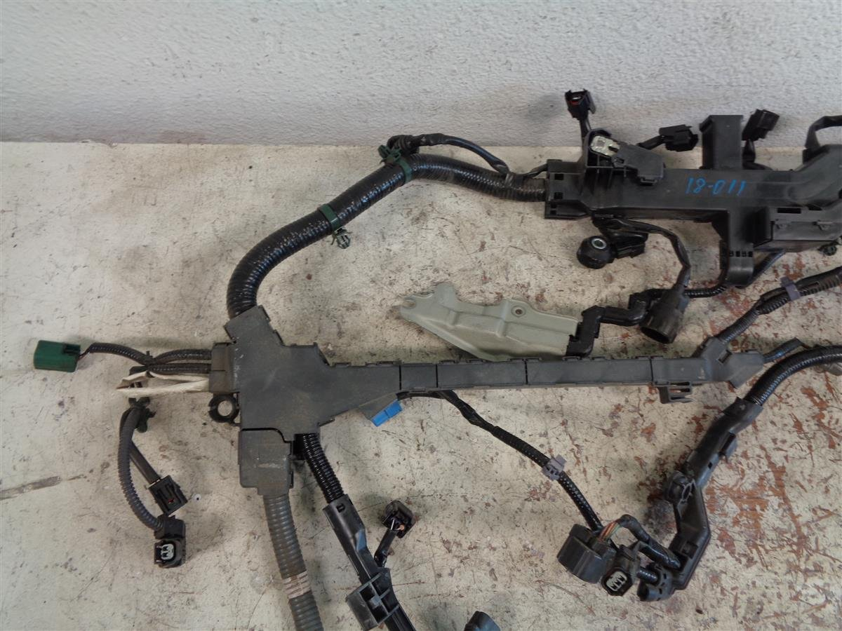 2015 Honda CR V Engine Harness 2wd Lx Replacement