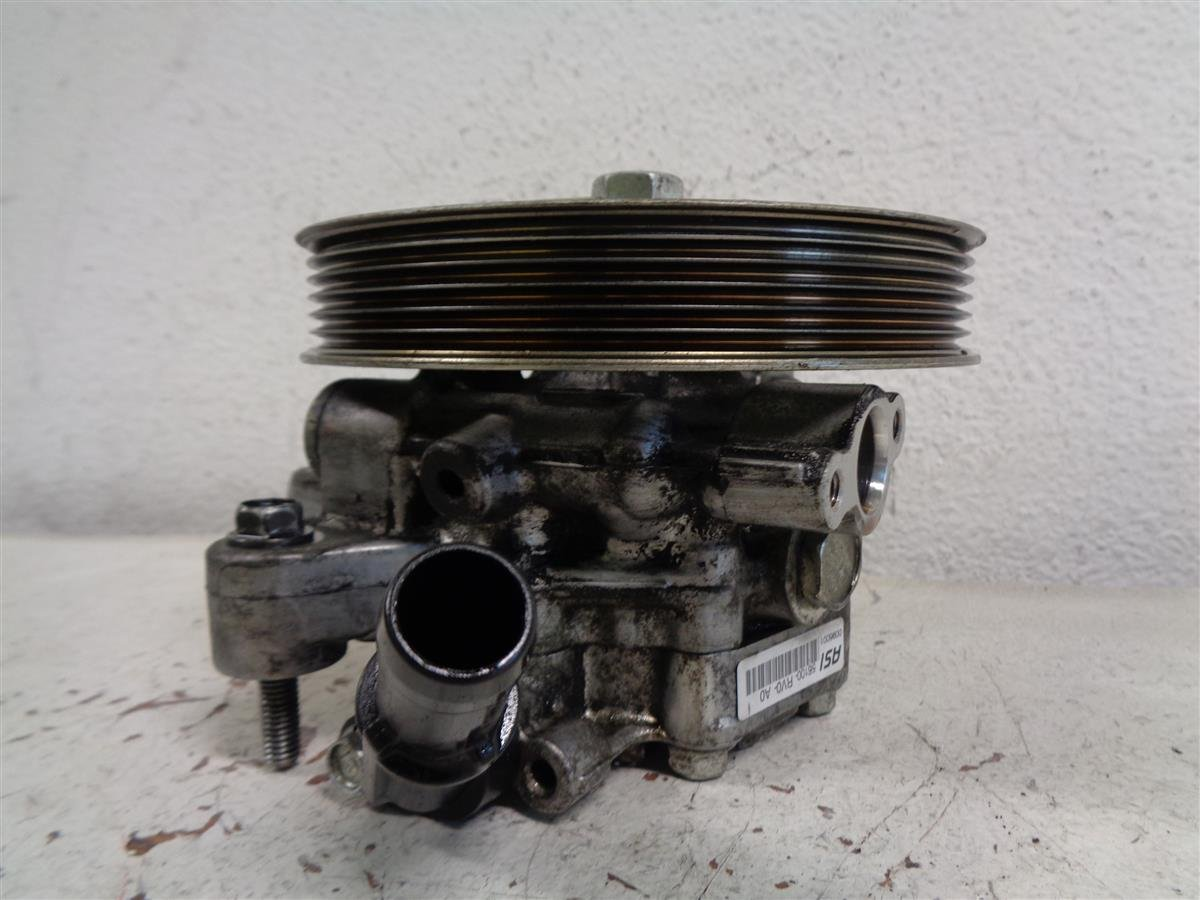 2014 Honda Odyssey Power Steering Pump Replacement