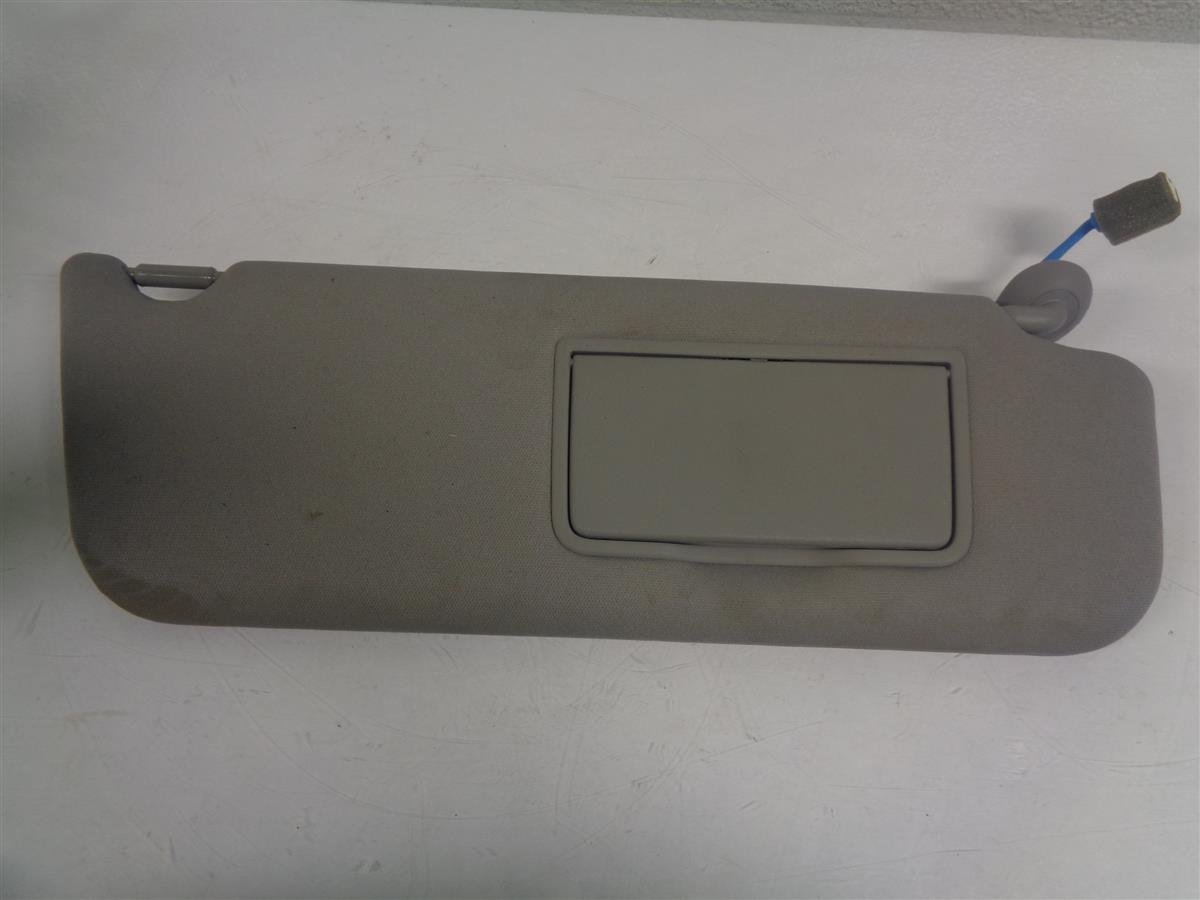 2018 Honda Odyssey Passenger Visor Gray Elite 83230 THR A01ZB Replacement