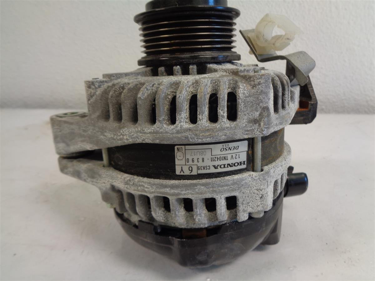 2018 Acura TLX Alternator Generator 31100 R53 A01, Replacement