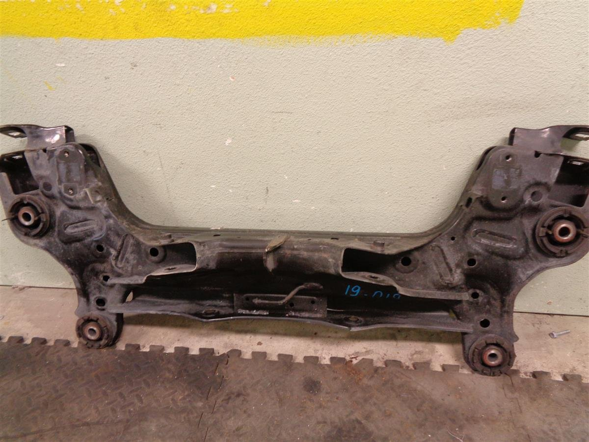 2018 Honda Odyssey Rear Subframe Beam Replacement