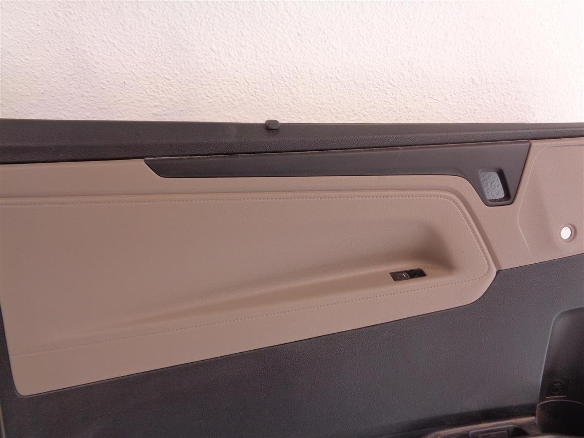 Sold 2018 Honda Odyssey Driver Sliding Door Panel Tan & Black 83751 THR A21ZB Replacement